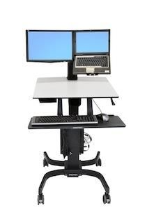 Review: Stand-Up Workstation - Men's Fitness