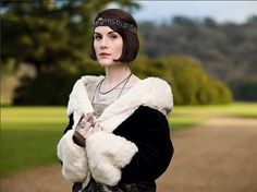 Lady Mary Crawley - Downton Abbey Series 6 Christmas Special..