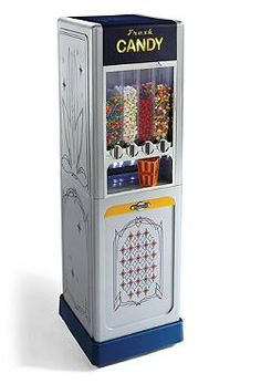 The perfect addition to a game or movie room, the Throwback Premium Candy Dispenser is a gift the ultimate entertainer in your life is sure to love.