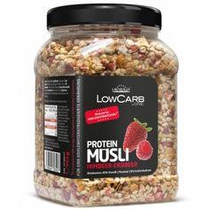 Layenberger low carb Protein Müesli Himbeer - Erdbeer