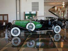 1934 Duesenberg LaGrande Phaeton, Plus 100s of Classic Cars   http://www.pinterest.com/njestates/cars/ Thanks to http://www.njestates.net/