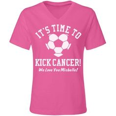 9dd282939 Kick Cancer Soccer Mom at Customized Girl Soccer Mom Shirt, Soccer Shirts, Sports  Shirts