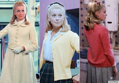 The Umbrellas of Cherbourg,1964 Nobody could serve up feminine Parisian style as well as Catherine Deneuve.