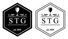 Design logo STG