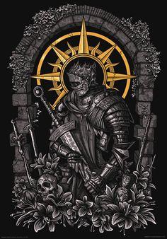 Dark Souls,фэндомы,Soul of Cinder,DSIII персонажи,Dark Souls 3