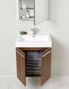 petit meuble pour mini salle de bain