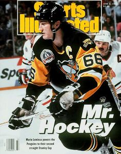 Mario Lemieux, Pittsburgh Penguins