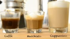 How to Make Italian Coffee at Home recipe #coffee #drinks