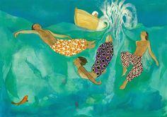 Pinzellades al món: Il·lustracions d'Anna Forlati: bellesa i color