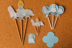 Festa Expressa - Princesa Cinderela - Tuty - Arte & Mimos www.tuty.com.br O kit está disponível a pronta-entrega. www.tuty.com.br #festa #personalizada #pronta #party #tuty #bday #princesa #princess #cinderela #disney