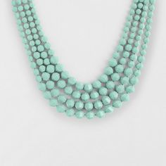 Factory layered bright bead necklace - Necklaces - FactoryWomen's Jewelry - J.Crew Factory