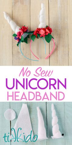 Unicorn horn headband unicorn art, diy unicorn horns, unicorn crafts, u Diy Unicorn Horns, Diy Unicorn Headband, Unicorn Costume, Unicorn Crafts, Diy Headband, Girl Headbands, Unicorn Wings, Unicorn Decor, Magical Unicorn