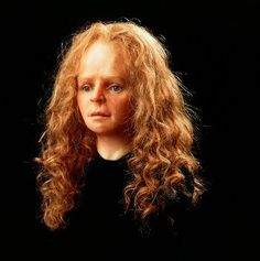 dit is het meisje van yde. dit is een veenlijk die is gevonden in nederland