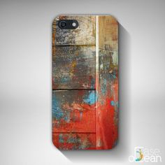 Painted Wood Door iPhone 6, Plus, 5, 5s, 4, 4s, iPhone case cover, Samsung Galaxy S3, S4, S5, case 3d full wrap case // High quality glossy color full wrap phone case for iPhone and Samsung Galaxy phones // Worldwide shipping, €15.99 EUR