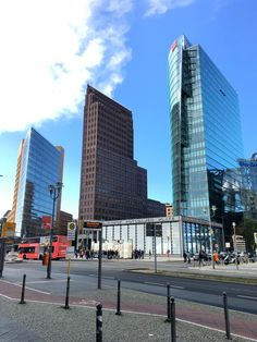 Potsdamer Platz Berlin #potsdamerplatz #berlin #reisen