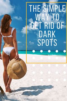 Plastic surgeon dr john layke recommends to get rid of dark spots