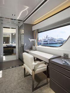 Arcadia 115 M/Y Tortoise finaliste du World Superyacht Awards 2016.