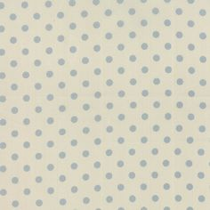 In love with polka dots!!  - SNOWBIRD Polka Dot Frozen in Time Seasonal by FabricSweets on Etsy, $3.00