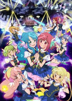 AKB0048 next stage #akb0048 one of the best music related anime I have ever seen!! In this world, entertainment is banned in many planets, however, an idol group, AKB0048, is still continuing their performances around the galaxy. The main character Nagisa is very cute and strong yet very wishy washy in her decisions. a must watch!! <3 (SYL)