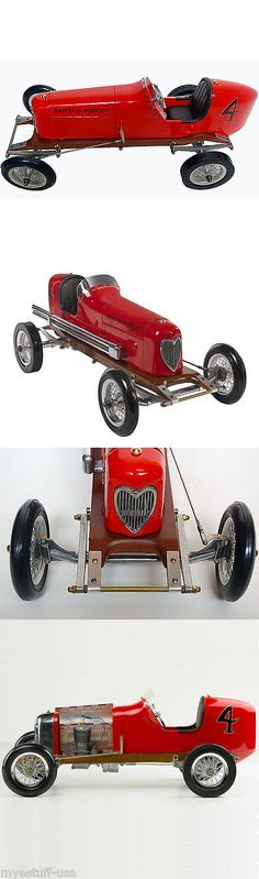 Tether Cars 168247: Bantam Midget Tether Car Model Spindizzy Replica In Red Authentic Models Pc012 -> BUY IT NOW ONLY: $485.12 on eBay!