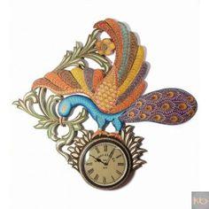 Kraftbuy designer Clock₹4,000 Home Decor Items, Handicraft, Bracelet Watch, Fashion Accessories, Clock, Antiques, Handmade, Jewelry, Design