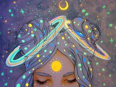 Cartoon Kunst, Cartoon Art, Art And Illustration, Art Sketches, Art Drawings, Art Hippie, Dope Kunst, Art Du Croquis, Art Mignon