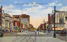 Postcard View of Canal Street :: Binx Bolling's Evasion of New Orleans in Walker Percy's The Moviegoer
