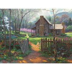 Welcome Spring - A Time for Renewal by Mark Keathley
