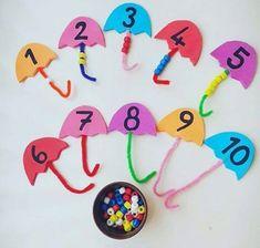 Number Activities for Kids Eyfs Activities, Nursery Activities, Counting Activities, Kids Learning Activities, Spring Activities, Alphabet Activities, Infant Activities, Teaching Resources, Preschool Boards