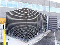Dumpster Enclosure design - Google Search