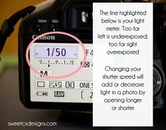 Photo Essentials in 10- All About Shutter Speed
