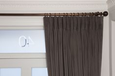 Keep your curtains traditional with a triple pinch pleat finish...   #curtains #interiordesigns #interiordesigner #drapes #madetomeasure #personalised #bedroomdecor #homedecor