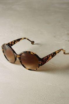 ett:twa Franang Sunglasses - anthropologie.com