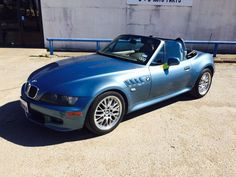 2000 BMW Z3 with the M package 2.8 liter automatic, convertible roadster New tires on the back have manual and all Service papers New hoses upper and lower new belts new spark plugs and filters ready to drive, 159699 Miles