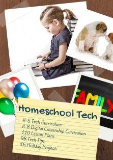 homeschool survival tech kit.