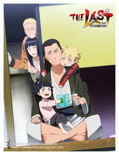 naruto, hinata, himawari, naruhina y boruto Anime Naruto, Art Naruto, Naruto Comic, Naruto Cute, Manga Anime, Naruhina, Himawari Boruto, Naruto Uzumaki Shippuden, Hinata Hyuga