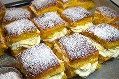 Fluffiga saffranssemlor i långpanna - Victorias provkök Fika, Nutella, French Toast, Food And Drink, Cupcakes, Victoria, Sweets, Snacks, Breakfast