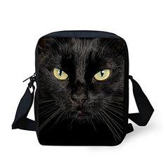 HUGSIDEA Animals Face Small Crossbody Bags Shoulder Handbag