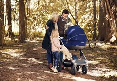 Step into #Autumn with #Stokke #Trailz stroller –All Terrain for All Seasons