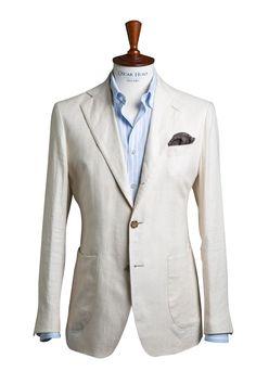 afd8501818 30 Best Men s linen jackets images