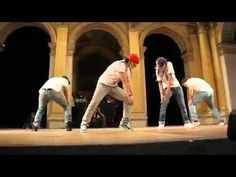 Chregrapher: Marvin Gofin (R.A.F Crew)Dancers: Marion Motin (Swaggers, Quality Street), Julie Moreau (Swaggers), Nicolas Medea (R.A.F Crew) et Marvin Gofin (R.A.F Crew)