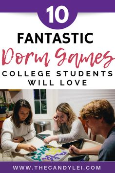 Missing your college student? Send them a care package with some of the best college dorm games any game loving student will enjoy. Best College Dorms, College Fun, College Life, College Students, Diy Dorm Decor, College Dorm Decorations, Horrible People, Funny Questions, Best Games
