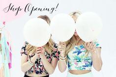20 Something Shop opening Summer 2014!  20somethingbeautiful.com