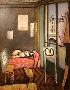 Henri Matisse - Studio, 1916.