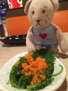 Mix Salad, Seaweed, Teddy Bear, Teddy Bears