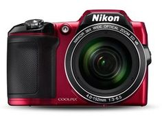 Nikon COOLPIX L840 Digital Camera. Long zoom, a fast-handling design, built-in Wi-Fi and Near Field Communication technology (NFC), all come together in the Nikon COOLPIX L840 Digital Camera to help you take your photos and videos to the next level. http://www.specssite.com/Cameras/Nikon_Digital-Point-and-Shoot-Cameras_Model_Nikon-L840.html