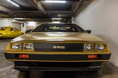 Driven by Design: DeLorean DMC-12