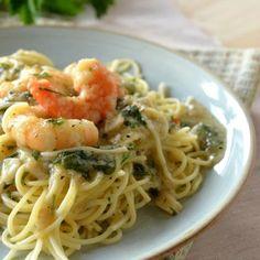 Image for Shrimp Scampi Pasta