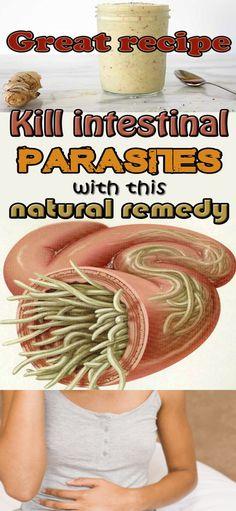 Kill Intestinal Parasites with This Natural Remedy!