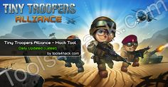 Tiny Troopers Alliance Hack Cheats will generate MEDALS, MONEY, STEEL and more! Try Tiny Troopers Alliance Hack Cheats right now! How to hack Tiny Troopers?